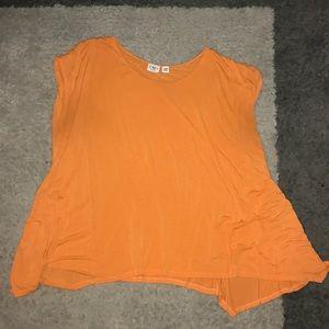 Plus Size Flowy Shirt